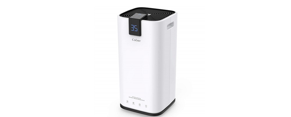 COLZER 70 Pints Dehumidifier Review