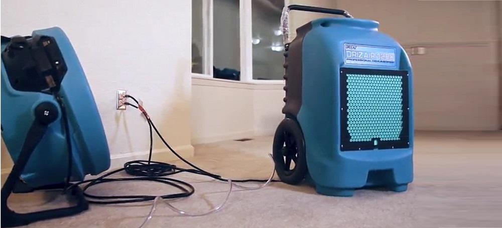 A Commercial Dehumidifier Is Powerful
