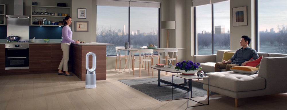 Dyson HP04 Air Purifer Review