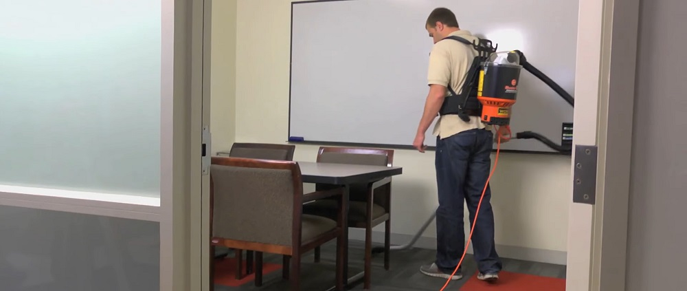 Backpack Vacuum Cleaners Use HEPA-Filtration Systems