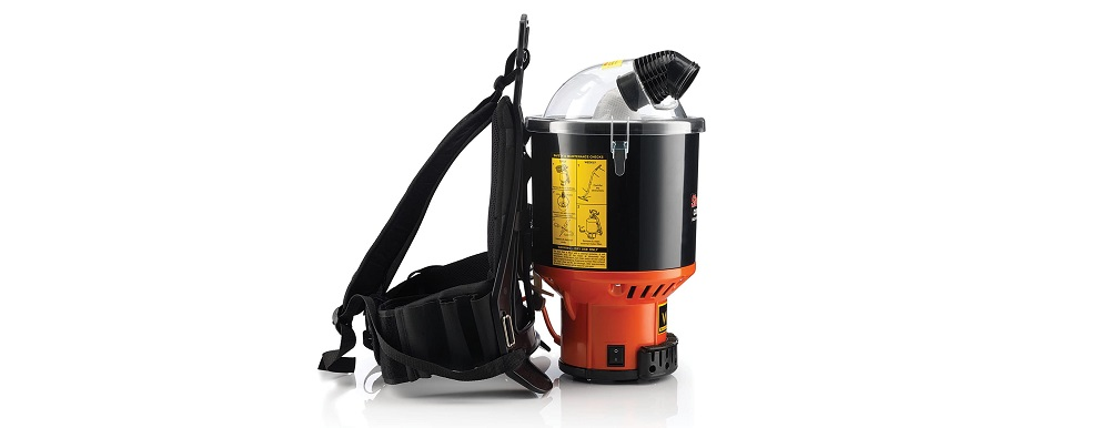 Hoover Commercial Lightweight Backpack Vacuum C2401 Review