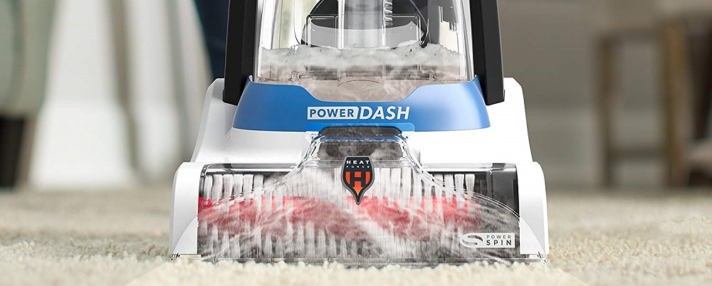Hoover Powerdash vs Bissell Turboclean