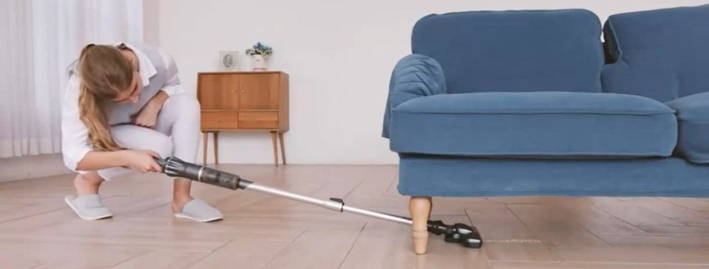 MOOSOO K13 Cordless Vacuum Review