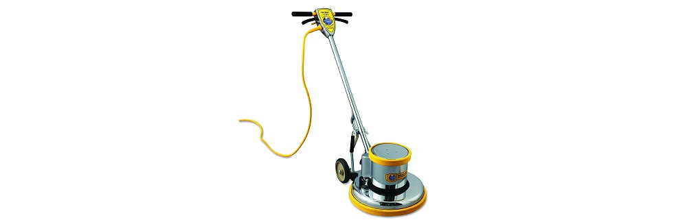Mercury L-17E Lo-Boy Floor Machine Review