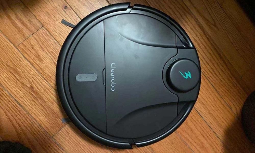 Clearobo 3 Robot Vacuum