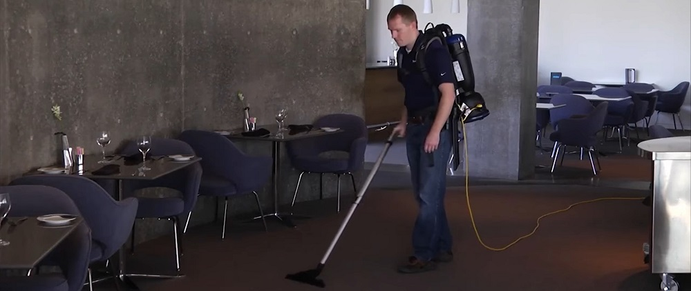 Backpack Vacuum Cleaners Are Lightweight