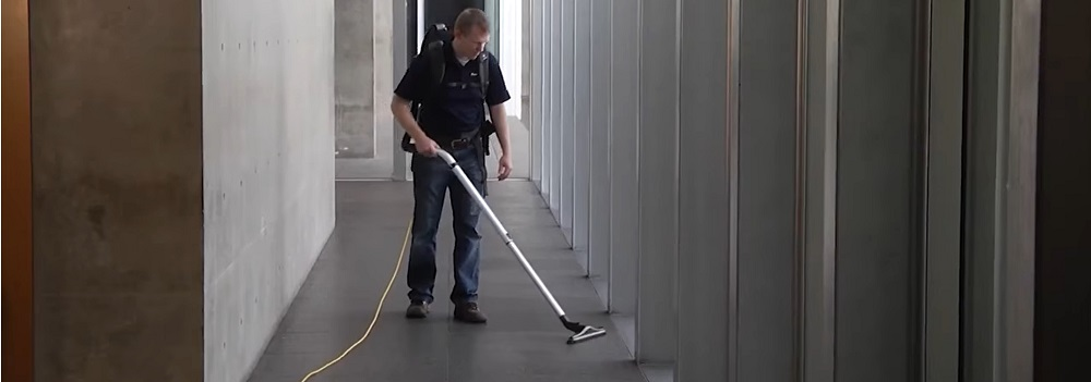 Backpack Vacuum Cleaners Allow For Mobility