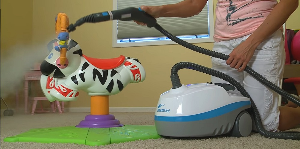 Steam Cleaner vs Pressure Washer