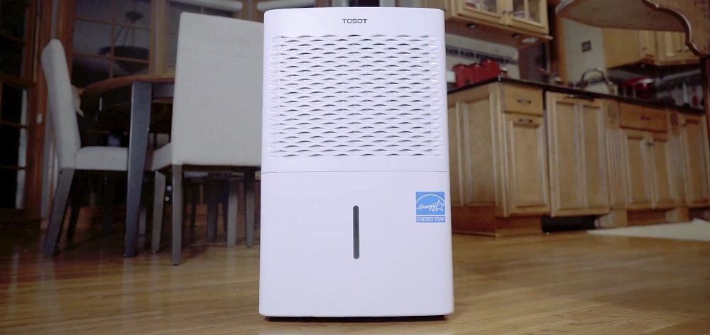 TOSOT 70-Pint Dehumidifier Review