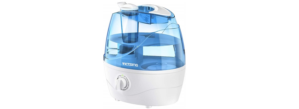 VicTsing Cool Mist Humidifier Review