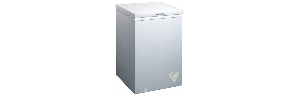 Midea WHS-129C1 Single Door Chest Freezer Review