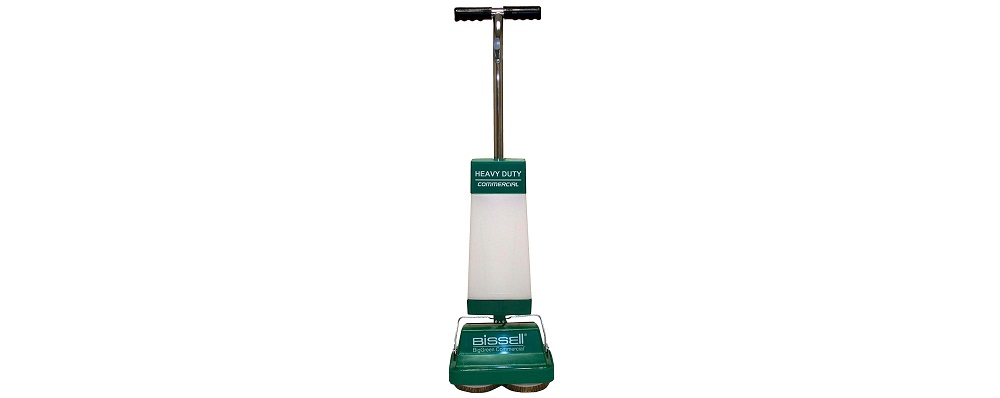 BISSELL BigGreen BGFS5000 Portable Two Brush Floor Scrubber