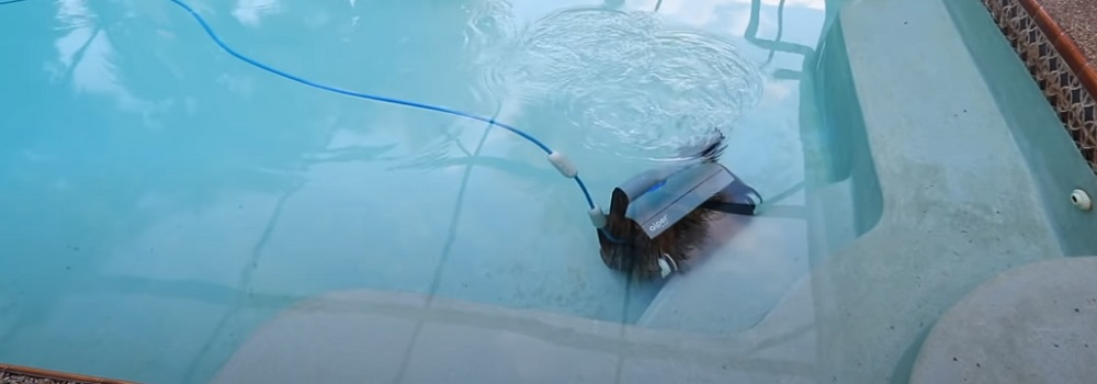 AIPER Automatic Robotic Pool Cleaner Review
