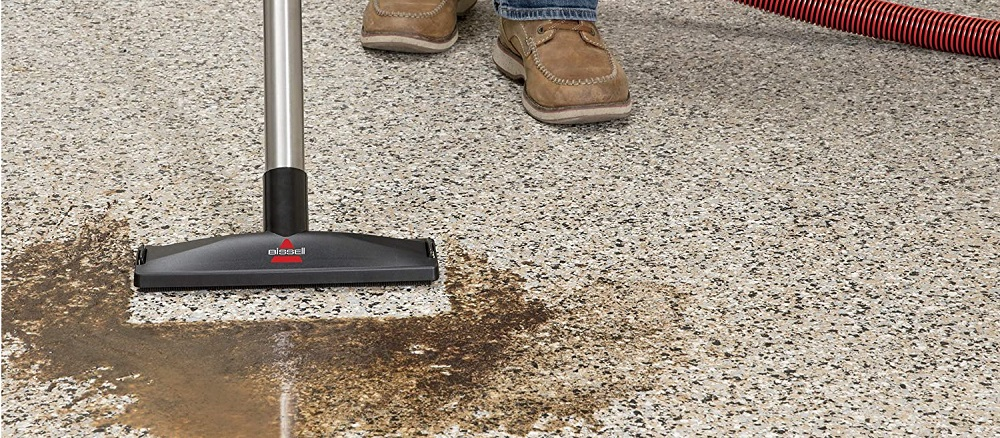 Bissell, Red, MultiClean Wet/Dry Garage and Auto Vacuum Cleaner, 2035M Review