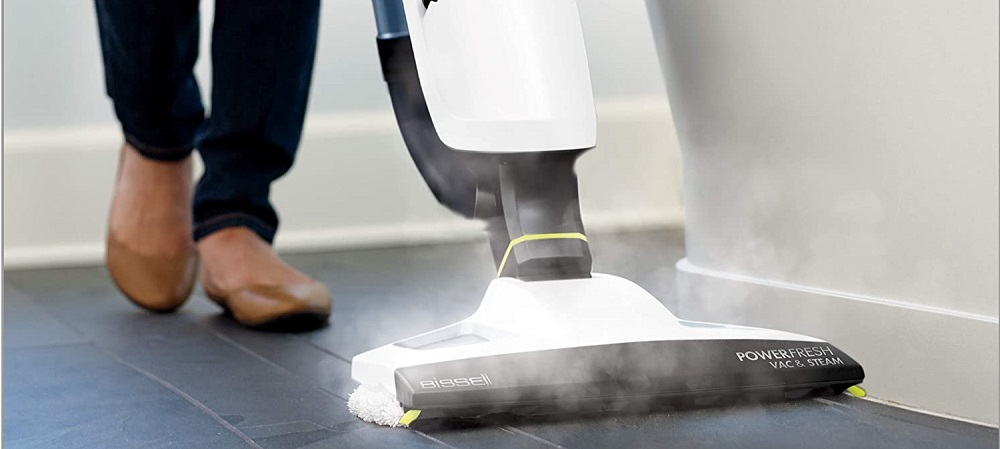 Bissell 2747A PowerFresh All-in-One Vacuum and Steam Mop