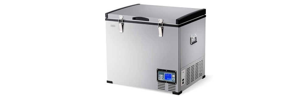 COSTWAY Chest Freezer