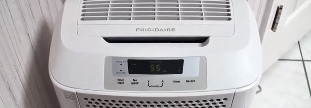 Frigidaire 50-Pint FAD504DWD High Efficiency Dehumidifier