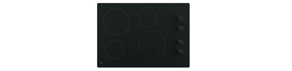 GE JP3030DJBB 30 Inch Smoothtop Electric Cooktop Review