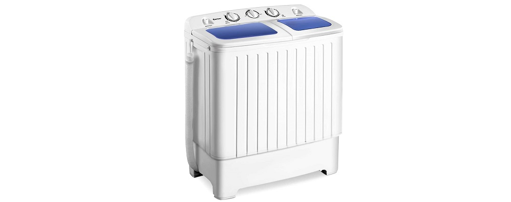 Giantex EP21684 Mini Compact Washing Machine
