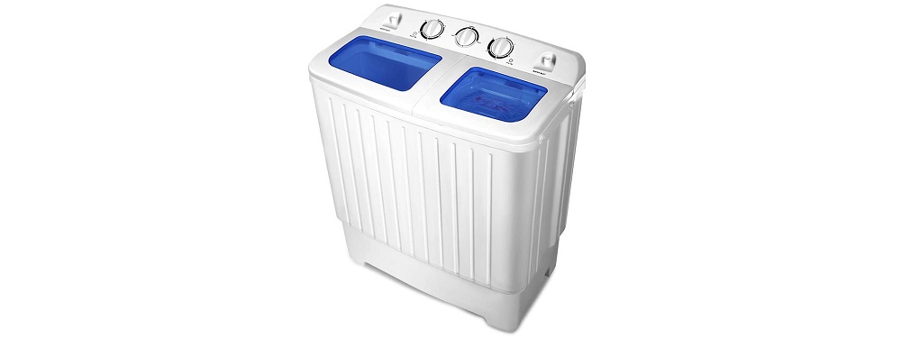 Giantex EP21684 Portable Mini Compact Washing Machine Review