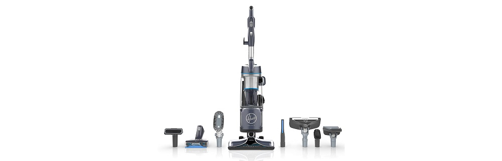 Hoover React Premier Upright Vacuum UH73550PC Review