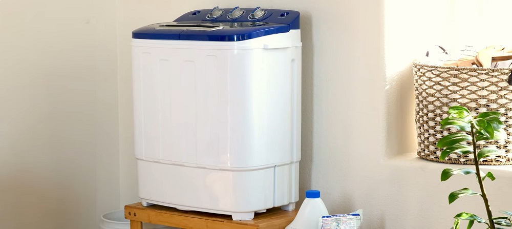How to use a portable washing machine