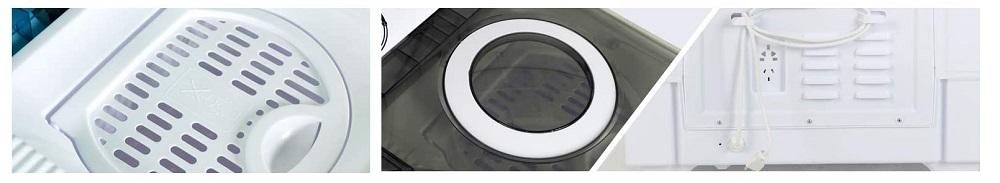 KUPPET Mini Washing Machine