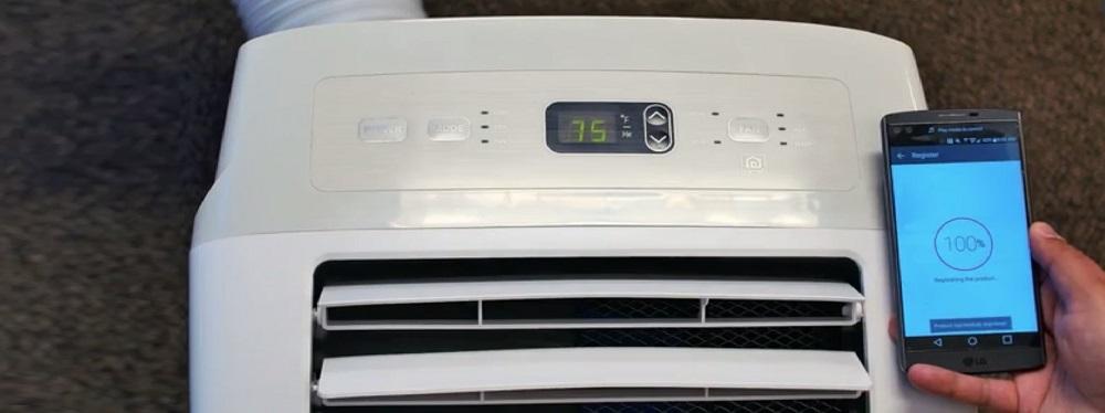 LG LP0817WSR 8,000 BTU Portable Air Conditioner Review