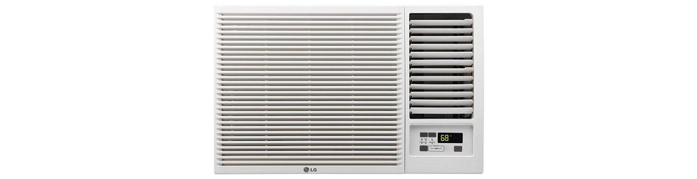 LG 12,000 BTU 230V Window-Mounted Air Conditioner Review