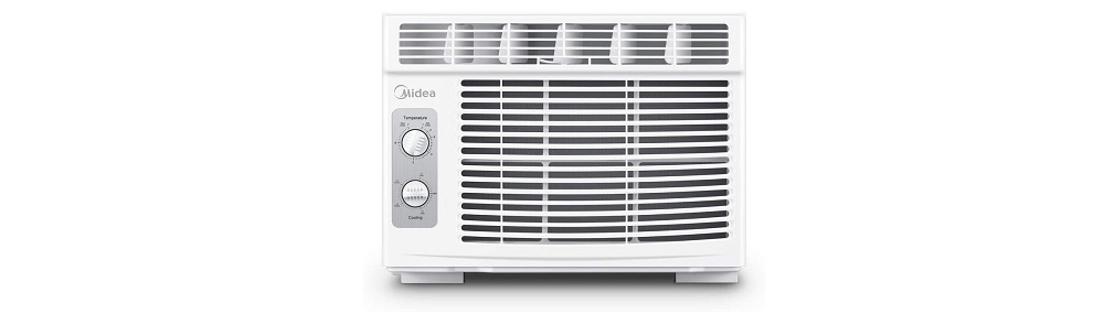 MIDEA Window air Conditioner  Review