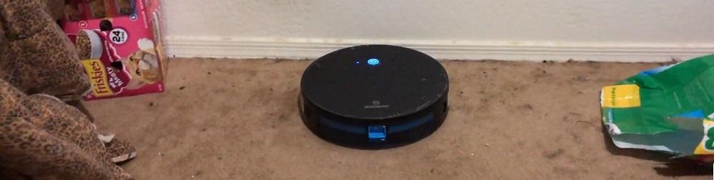 MOOSOO Robot Vacuum Cleaner Review