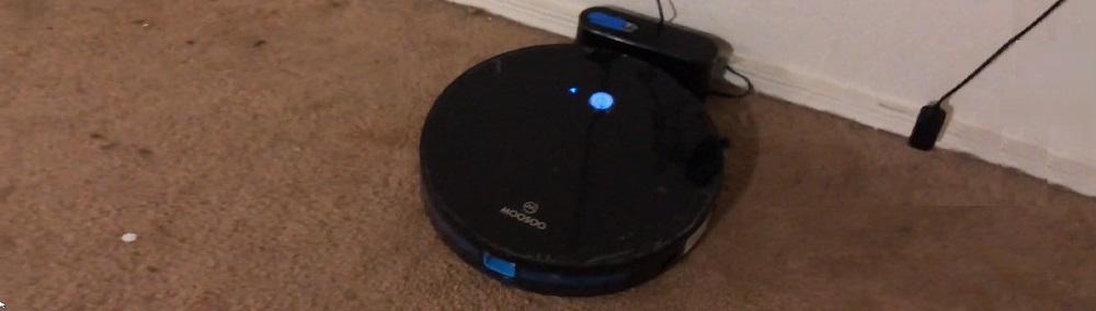 MOOSOO MT-501 Robot Vacuum Cleaner