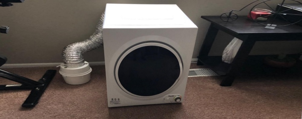 Panda PAN760SF-GPS Portable Compact Laundry Dryer