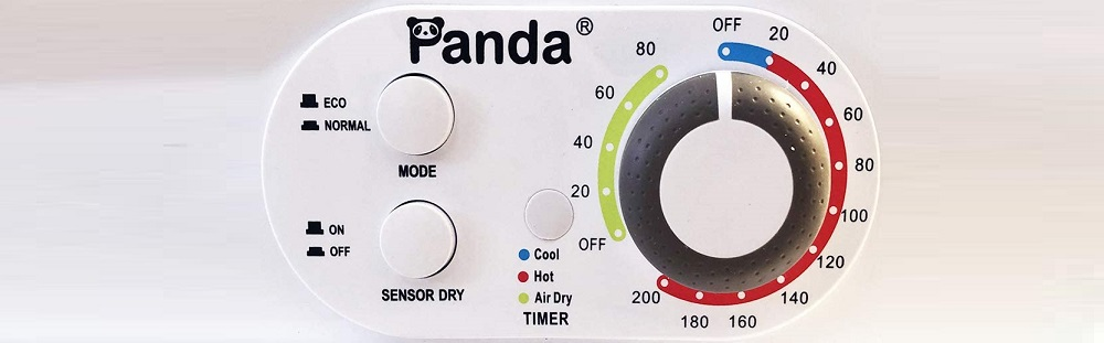 Panda PAN760SF-GPS Portable Laundry Dryer