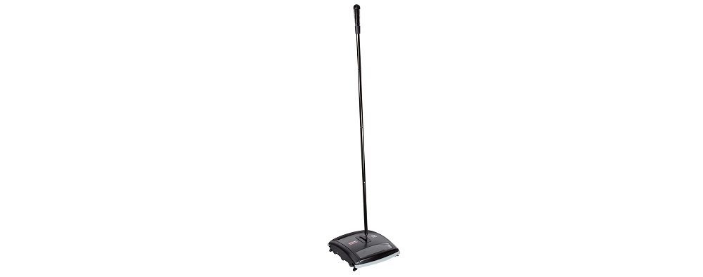Rubbermaid Commercial Executive Series Brushless Mechanical Carpet Sweeper Review
