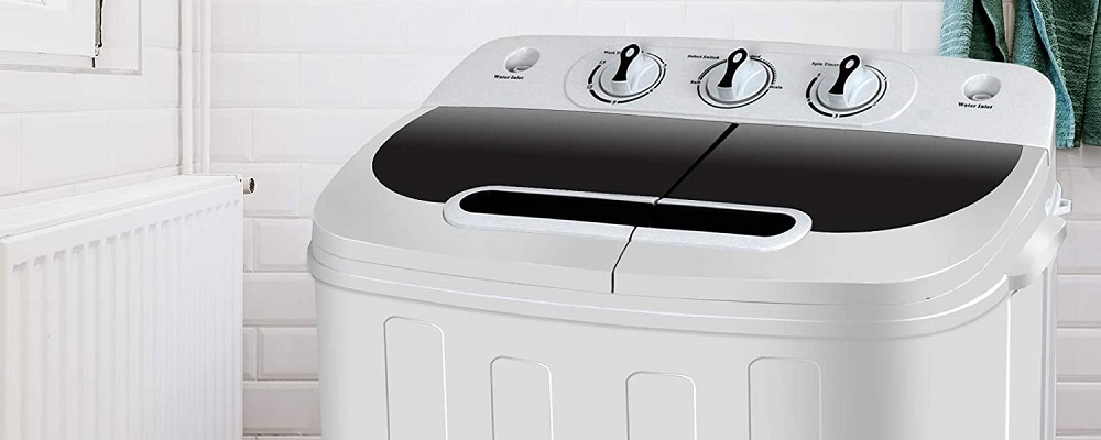 SUPER DEAL SD2304 Portable Washing Machine
