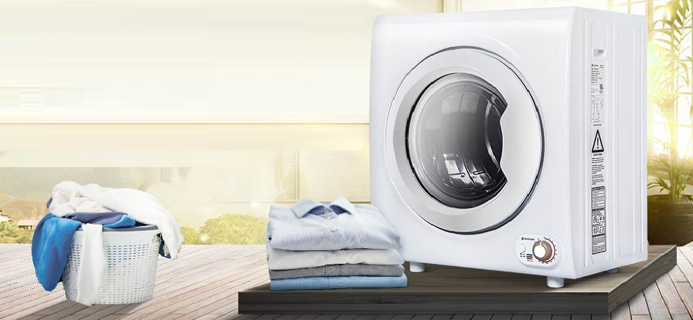 Sentern 2.65 Cu.Ft Compact Laundry Dryer Review