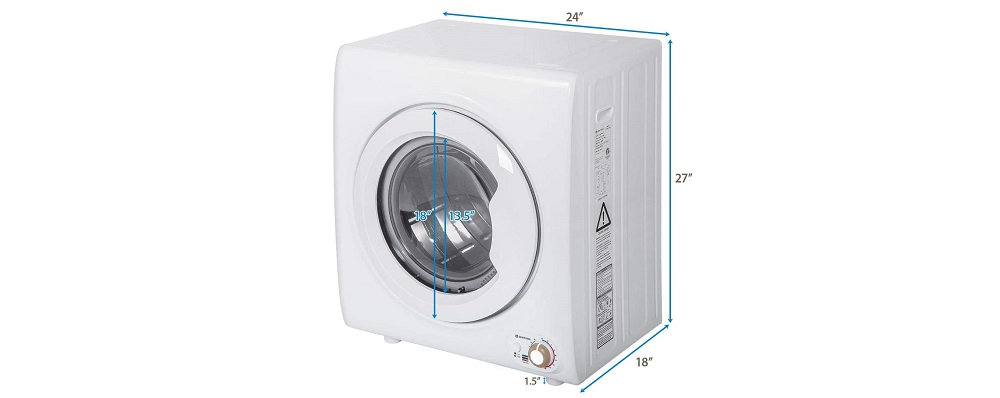 Sentern Compact Laundry Dryer Review