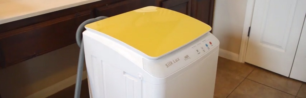 The Laundry Alternative - Silk Lux Portable Mini Automatic Washing Machine Review