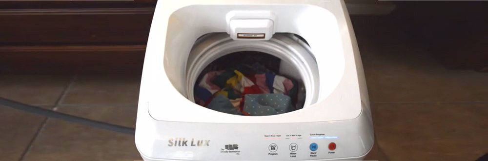 Silk Lux Portable Washing Machine