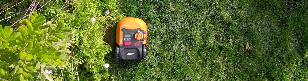 Worx WR153 Landroid L 20V Power Share Robotic Lawn Mower