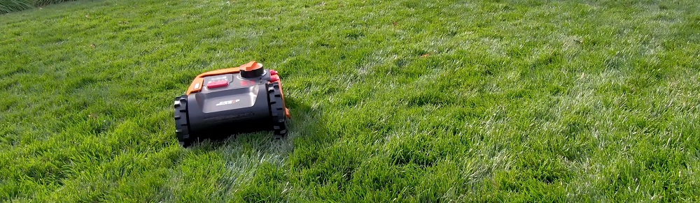 Worx WR153 Landroid Robotic Lawn Mower