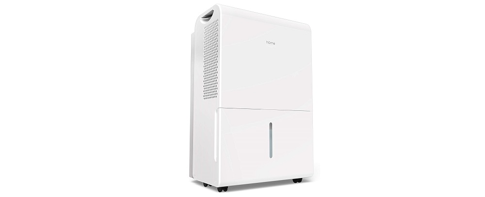 hOmeLabs 1,500 Sq. Ft Energy Star Dehumidifier Review