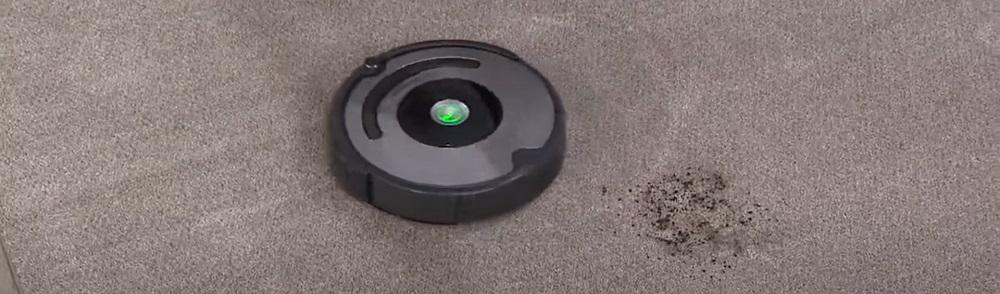 iRobot Roomba 677 Robot Vacuum