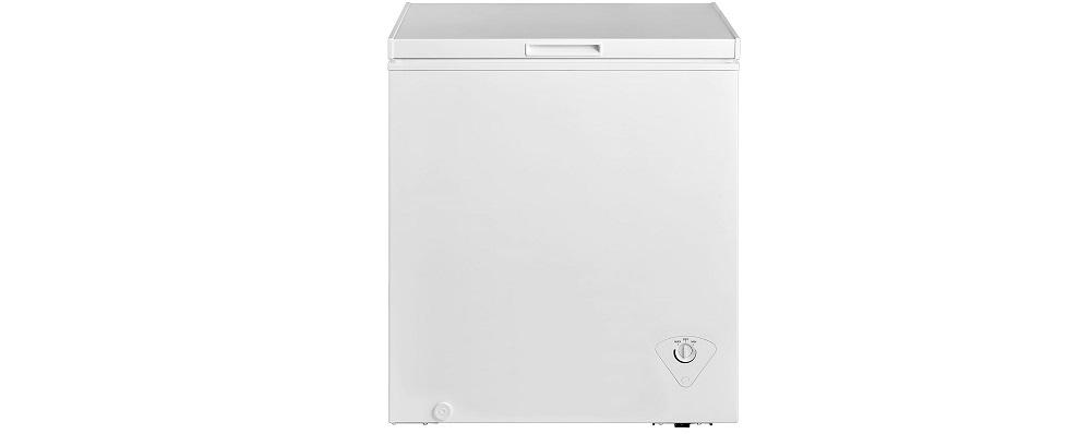 midea MRC050S0AWW Chest Freezer