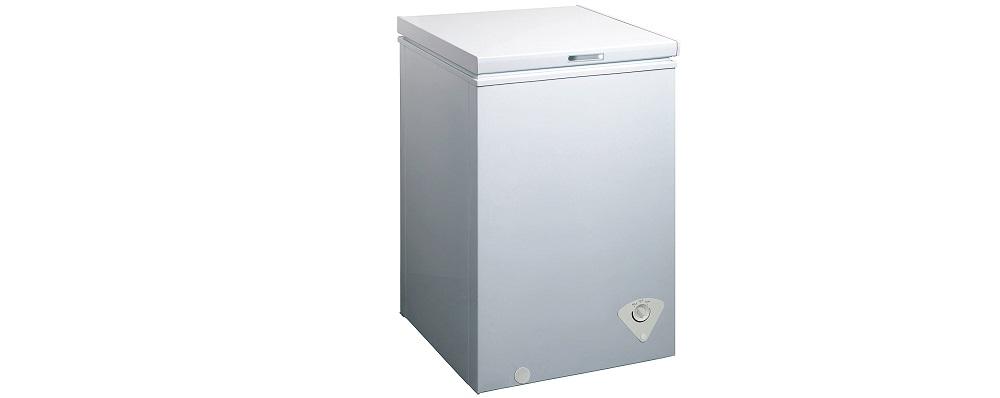 Midea WHS-129C1 Single Door Chest Freezer Review