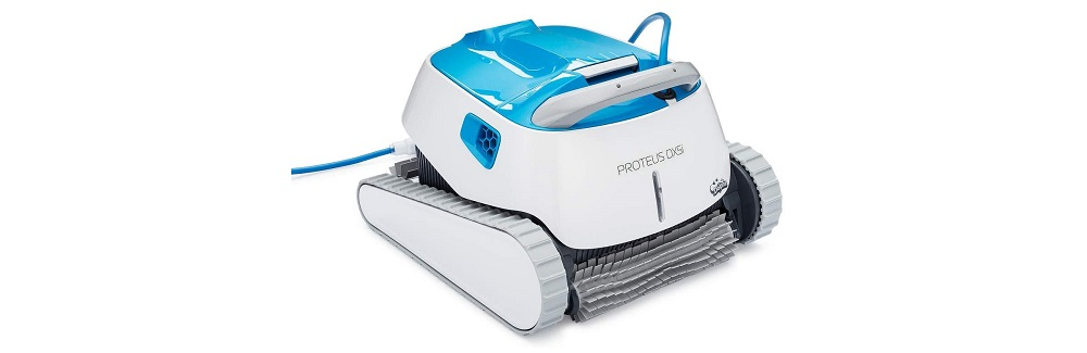 DOLPHIN Proteus DX5i Automatic Robotic Pool Cleaner Review