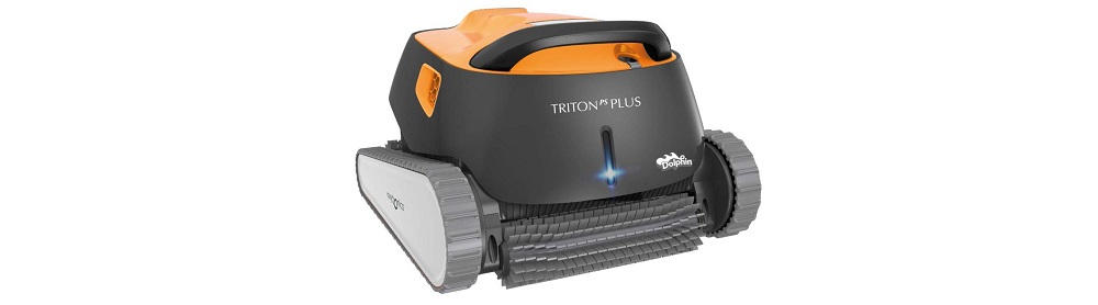 DOLPHIN Triton PS Plus Automatic Robotic Pool Cleaner Review