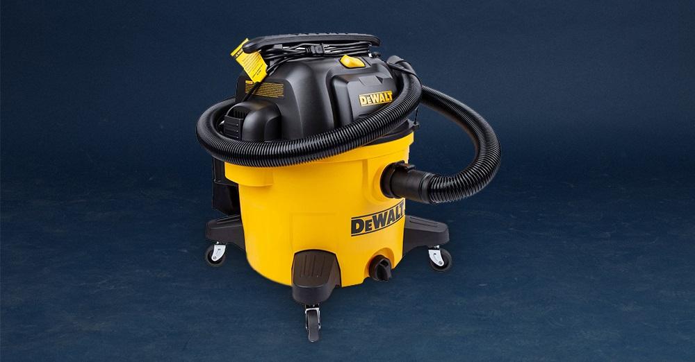 DeWALT DXV09P 9 gallon Poly Wet Dry Vac Review
