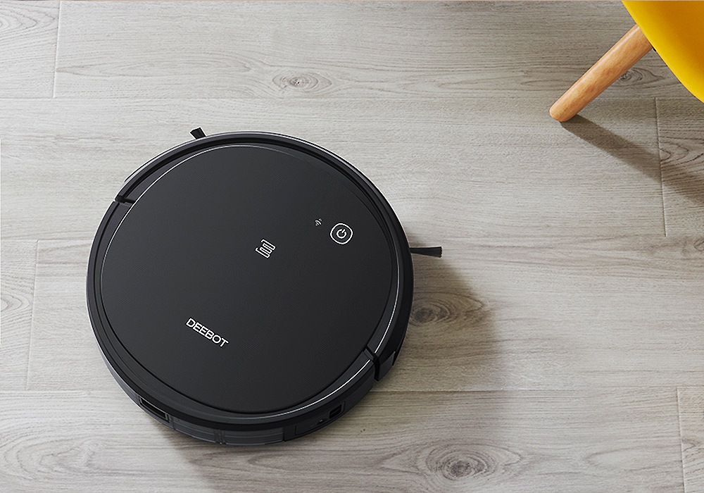 Ecovacs DEEBOT 500 Robot Vacuum Cleaner Review